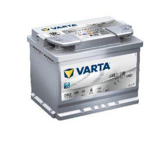 Varta Silver AGM Dynamic 60Ah 680A R+ акумулатор от budinov.bg онлайн магазин за авточасти