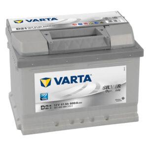 Varta Silver Dynamic 61Ah 600A R+ акумулатор от budinov.bg онлайн магазин за авточасти