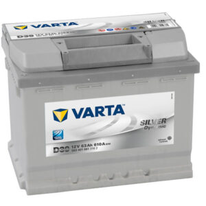 Varta Silver Dynamic 63Ah 610A L+ акумулатор от budinov.bg онлайн магазин за авточасти