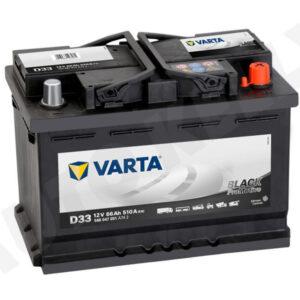 Varta Black ProMotive 66Ah 510A R+ акумулатор от budinov.bg онлайн магазин за авточасти