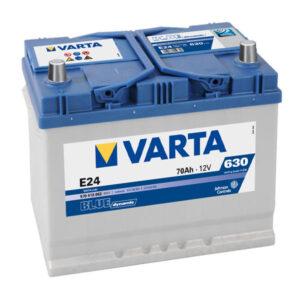 Varta Blue Dynamic Asia 70Ah 630A L+ акумулатор от budinov.bg онлайн магазин за авточасти