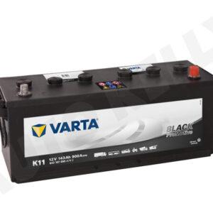 Varta Black ProMotive 143Ah 900A R+ акумулатор от budinov.bg онлайн магазин за авточасти