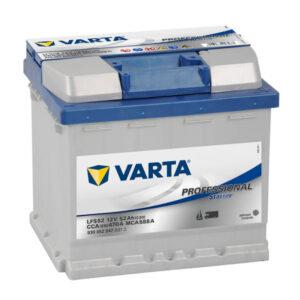 Varta Professional Starter 52Ah 470A R+ акумулатор от budinov.bg онлайн магазин за авточасти