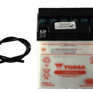 Yuasa 30Ah 300A R+ Мото акумулатор от budinov.bg онлайн магазин за авточасти