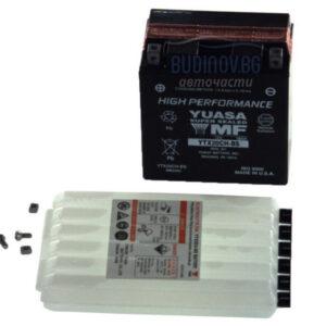 Yuasa 18Ah 270A L+ AGM Мото акумулатор от budinov.bg онлайн магазин за авточасти