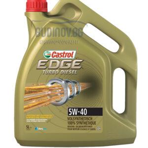 Castrol Edge TD 5W40 5L