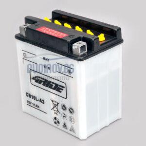 4Ride 10Ah 160A R+ мото акумулатор от budinov.bg онлайн магазин за авточасти
