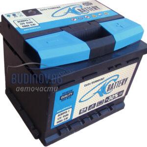 AC Battery 45Ah 400A R+ акумулатор от budinov.bg онлайн магазин за авточасти
