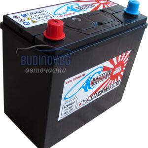 AC Battery 45Ah 330A L+ акумулатор от budinov.bg онлайн магазин за авточасти
