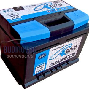AC Battery 62Ah 510A R+ акумулатор от budinov.bg онлайн магазин за авточасти