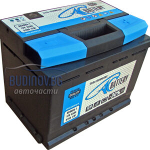 AC Battery 65Ah 570A R+ акумулатор от budinov.bg онлайн магазин за авточасти
