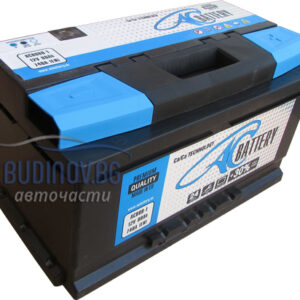 AC Battery 95Ah 780A R+ акумулатор от budinov.bg онлайн магазин за авточасти
