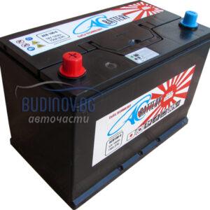 AC Battery 100Ah 730A L+ акумулатор от budinov.bg онлайн магазин за авточасти