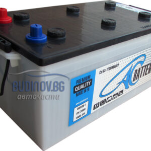 AC Battery 230Ah 1400A R+ акумулатор от budinov.bg онлайн магазин за авточасти