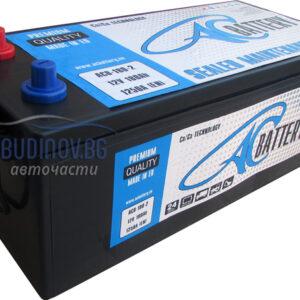 AC Battery 230Ah 1400A SMF R+ акумулатор от budinov.bg онлайн магазин за авточасти