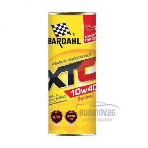 Bardahl XTC 10W40 0,4L от budinov.bg