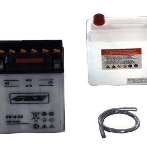 4Ride 14Ah 190A L+ мото акумулатор от budinov.bg онлайн магазин за авточасти