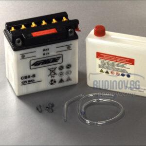 4Ride 9Ah 130A L+ мото акумулатор от budinov.bg онлайн магазин за авточасти