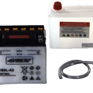 4Ride 9Ah 124A R+ мото акумулатор от budinov.bg онлайн магазин за авточасти
