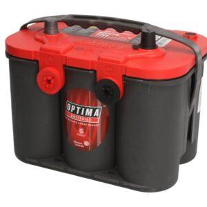 Optima Red 50Ah 815A AGM L+ акумулатор от budinov.bg онлайн магазин за авточасти