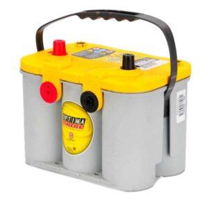 Optima Yellow 55Ah 765A AGM L+ акумулатор от budinov.bg онлайн магазин за авточасти