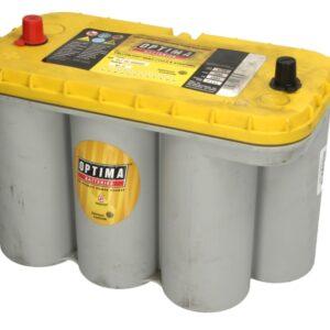 Optima Yellow 75A 975A AGM R+ акумулатор от budinov.bg онлайн магазин за авточасти