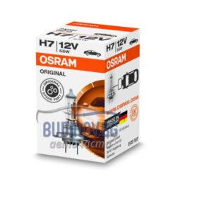 Крушка H7 Osram Standard от budinov.bg онлайн магазин за авточасти