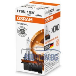 Крушка H16 Osram Standard от budinov.bg онлайн магазин за авточасти