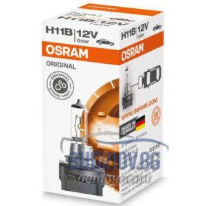Крушка H11B Osram Standard от budinov.bg онлайн магазин за авточасти