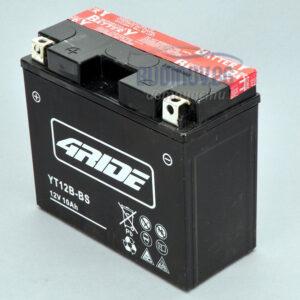 4Ride 10Ah 180A AGM L+ мото акумулатор от budinov.bg онлайн магазин за авточасти