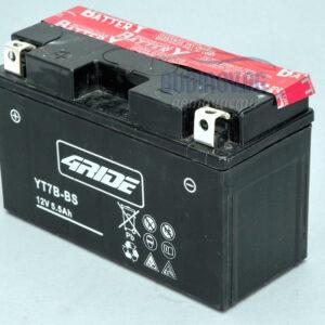 4Ride 6Ah 85A AGM L+ мото акумулатор от budinov.bg онлайн магазин за авточасти