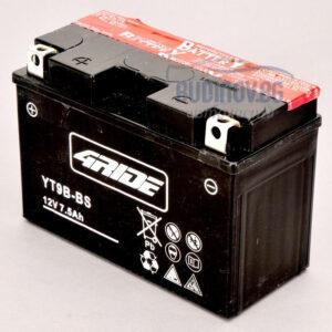 4Ride 8Ah 115A AGM L+ мото акумулатор от budinov.bg онлайн магазин за авточасти