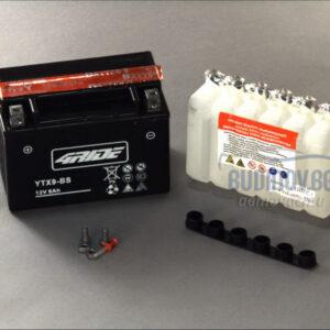 4Ride 8Ah 120A AGM L+ мото акумулатор от budinov.bg онлайн магазин за авточасти