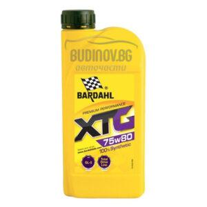 Bardahl XTG 75W80 1L
