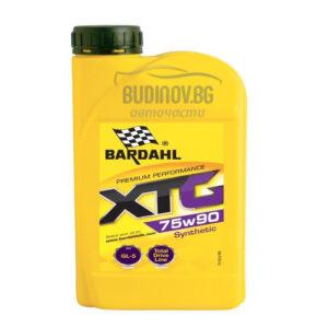 Масло Bardahl XTG 75W90