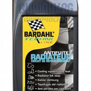 Bardahl - Стоп теч охладителна система тежкотоварни 1L
