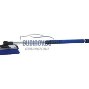 Стъргалка за лед с телескопична дръжка и метла от budinov.bg онлайн магазин за авточасти
