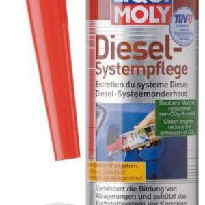 Liqui Moly - Защита на цялата система - Дизел 250ml