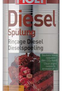 Liqui Moly - Професионално почистване на инжекционната система - Дизел 500ml