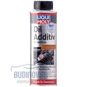 Liqui Moly - Добавка към моторно масло с MoS2 300ml