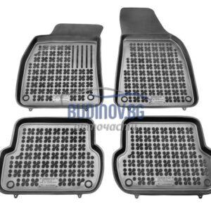 Гумени стелки за Audi A4 2000-2008 4 бр. Комплект от budinov.bg онлайн магазин за авточасти