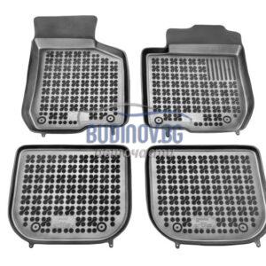 Гумени стелки за Audi A3 1996-2012 4 бр. Комплект от budinov.bg онлайн магазин за авточасти