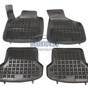 Гумени стелки за Audi A3 2003-2013 4 бр. Комплект от budinov.bg онлайн магазин за авточасти