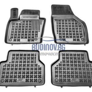 Гумени стелки за Audi Q3 2011-2018 4 бр. Комплект от budinov.bg онлайн магазин за авточасти