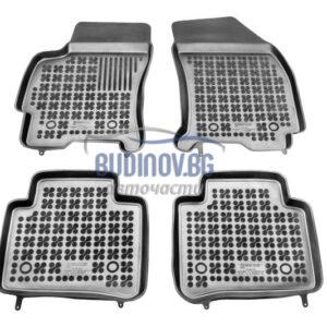 Гумени стелки за Ford Mondeo 2000-2007 4 бр. Комплект от budinov.bg онлайн магазин за авточасти
