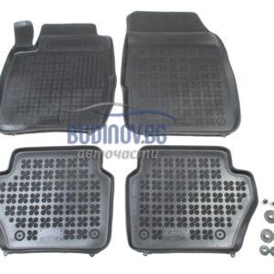 Гумени стелки за Ford Fiesta 2008+ 4 бр. Комплект от budinov.bg онлайн магазин за авточасти
