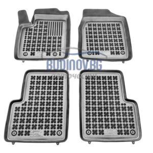 Гумени стелки за Ford Ka 2008+ 4 бр. Комплект от budinov.bg онлайн магазин за авточасти