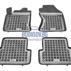 Гумени стелки за Ford Focus 1998-2005 4 бр. Комплект от budinov.bg онлайн магазин за авточасти