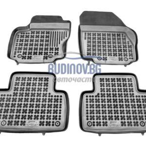Гумени стелки за Ford Galaxy, VW Sharan, Seat Alhambra 2006-2015 4 бр. Комплект от budinov.bg онлайн магазин за авточасти