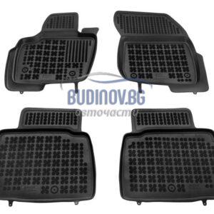 Гумени стелки за Ford Mondeo 2014+ 4 бр. Комплект от budinov.bg онлайн магазин за авточасти